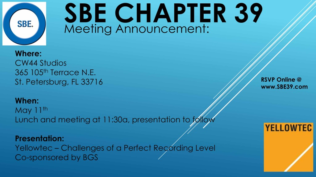 SBE Chapter 39